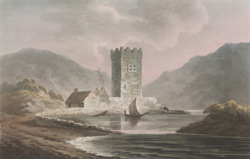 Narrow Water Castle near Newry